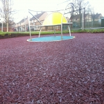Artificial Grass for Play Areas in Aimes Green 8