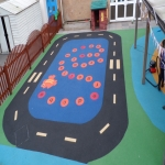 Multi Sport Synthetic Carpet in Aberaeron 7