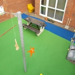 Playground Surfaces for NEAPs in Achiemore 8
