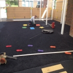 Multi Sport Synthetic Carpet in Ards 3