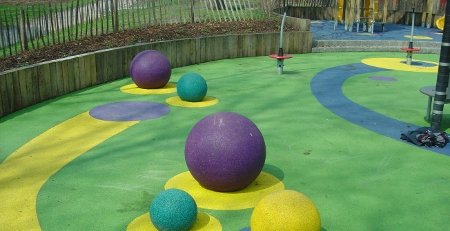 Safety Surfacing for Playgrounds in Castlereagh