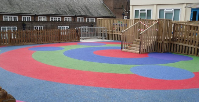 Playground Surfacing Specialists in Castlereagh