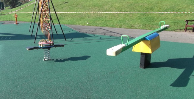 Playground Repair Companies in Abbess End