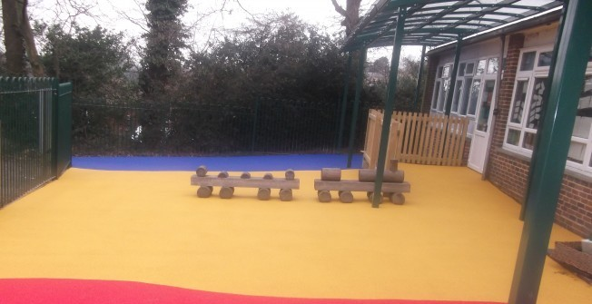 Playground Crèche Resurface in Isles of Scilly